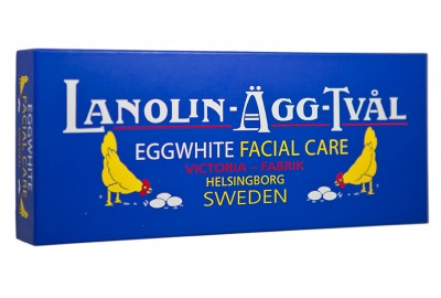 Lanolin Eggsåpe 6x50g Skandinavia