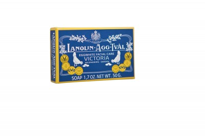 Lanolin Eggsåpe Facial 50g US version