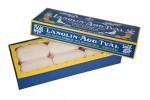 Lanolin Eggsåpe Facial 6x50g US version