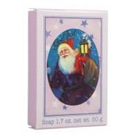 God Jul såpe 50gr - julenisse