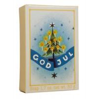 God Jul såpe 50gr - juletre